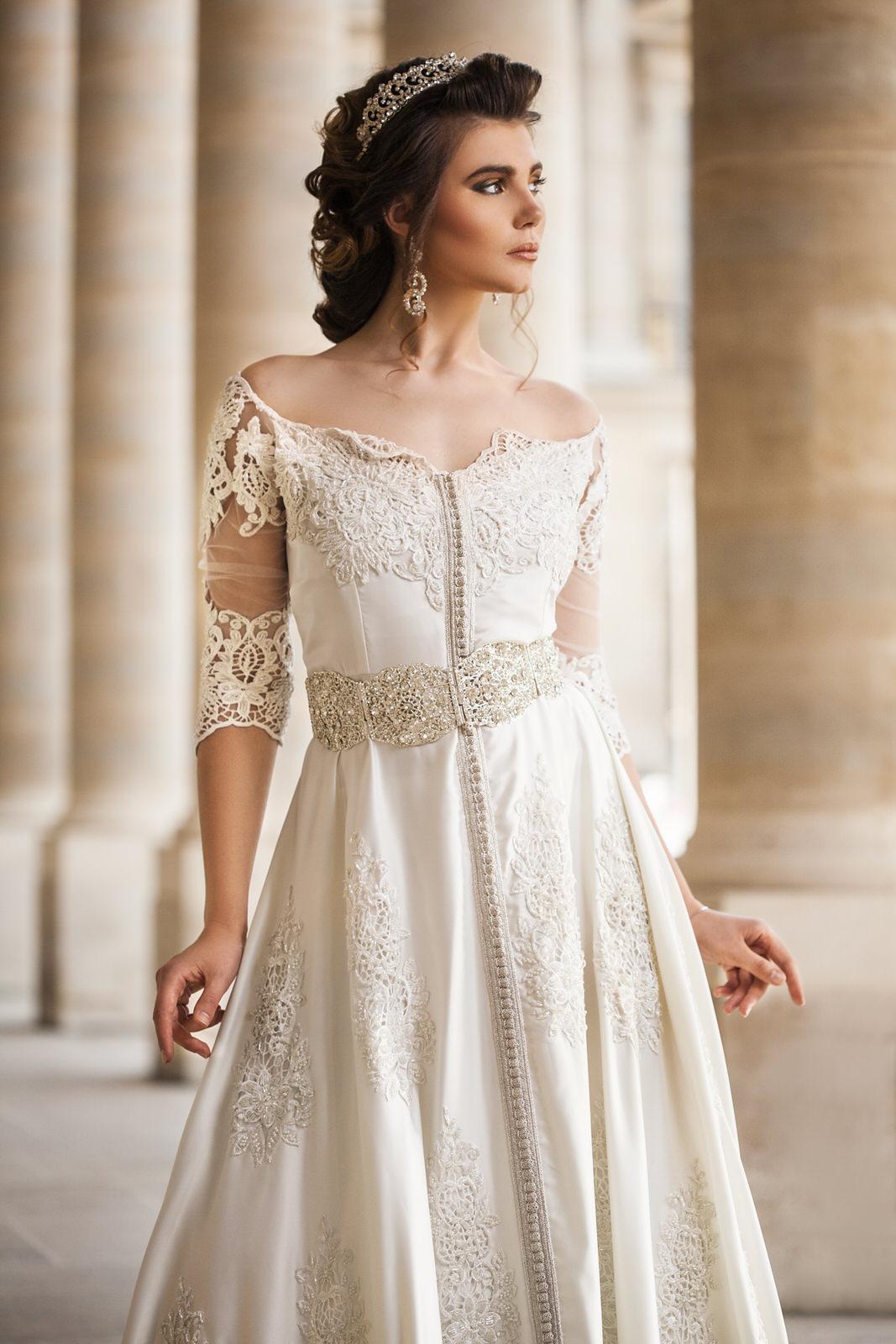 Location De Karakou Robes Algeriennes Dziriya Wedding Paris
